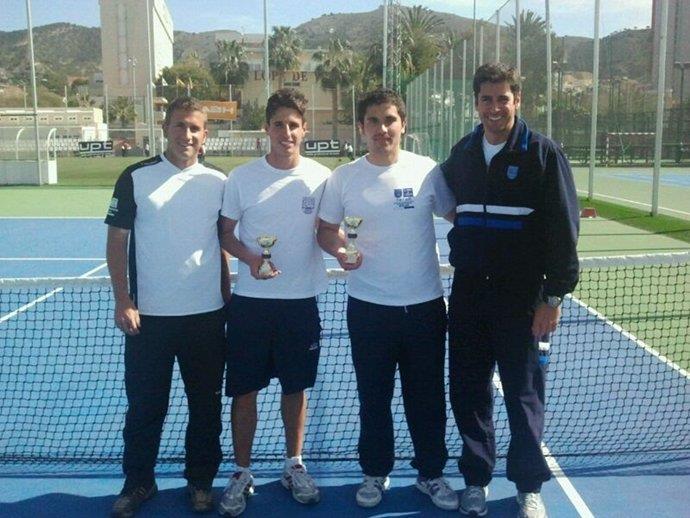 Campeones-TAFAD-Tenis
