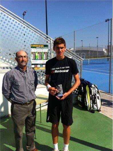 Circuito Tenis : Circuito mediterráneo junior de tenis
