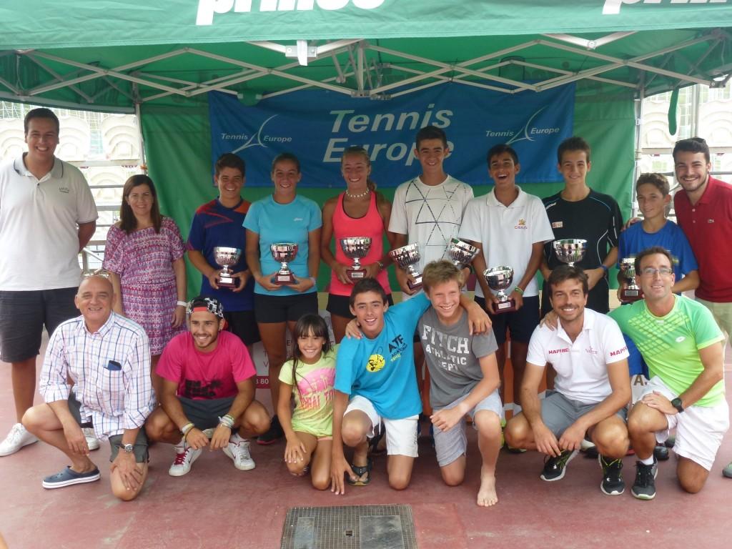 Los ganadores en las cuatro categorías