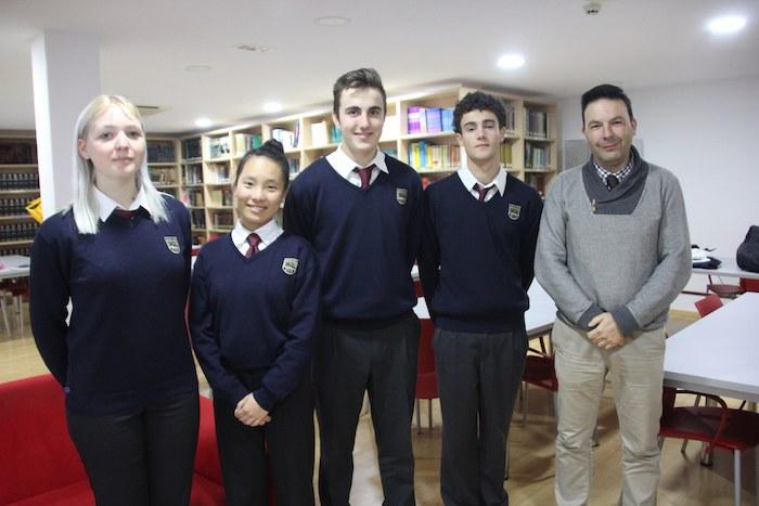 Nuestros alumnos seleccionados para el Modelo de Parlamento Europe